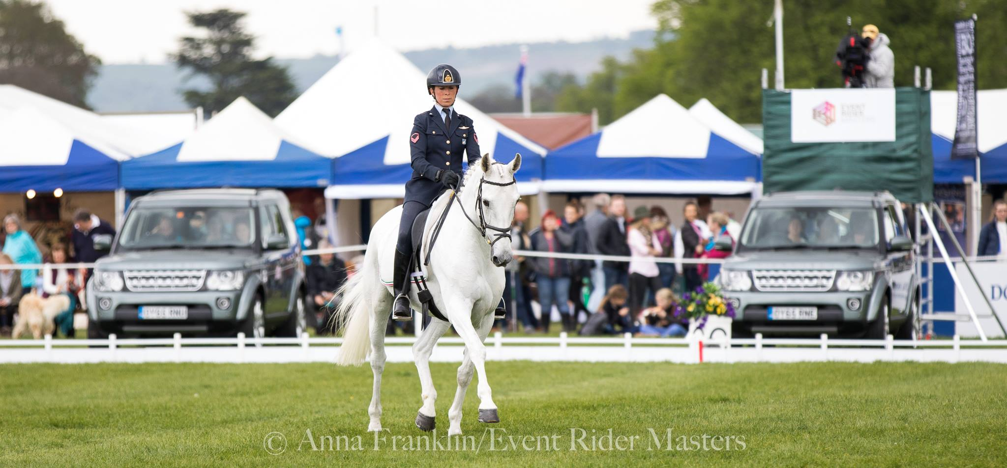 Event Rider Masters a Chatsworth, it's Pennyz time!