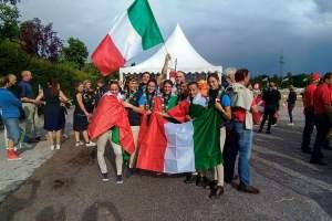 Fise Calendario Salto Ostacoli.Eventing Italy Il Sito Del Completo In Italia